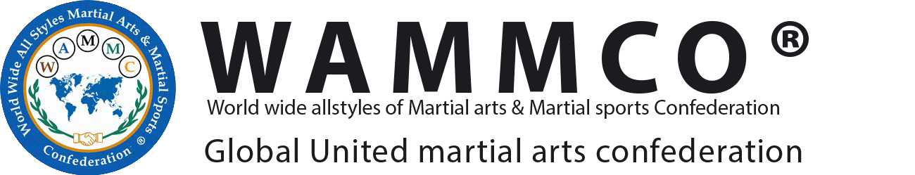 WAMMCO® Worldwide allstyles of Martial arts & Martial sports Confederation